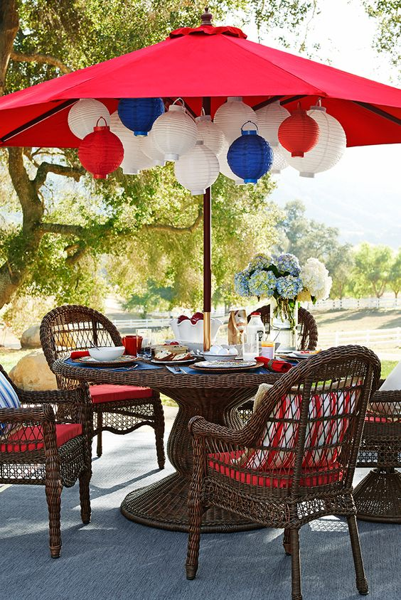 4Th Of July Backyard Party Ideas throwing a fourth of july backyard party | henta blog